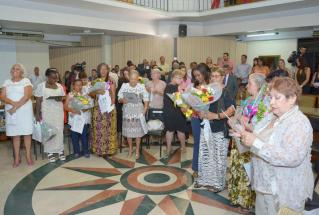Mulheres de Duque de Caxias são homenageadas na Câmara Municipal