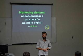 Inscrições abertas para workshop de Marketing Político Digital na Baixada Fluminense